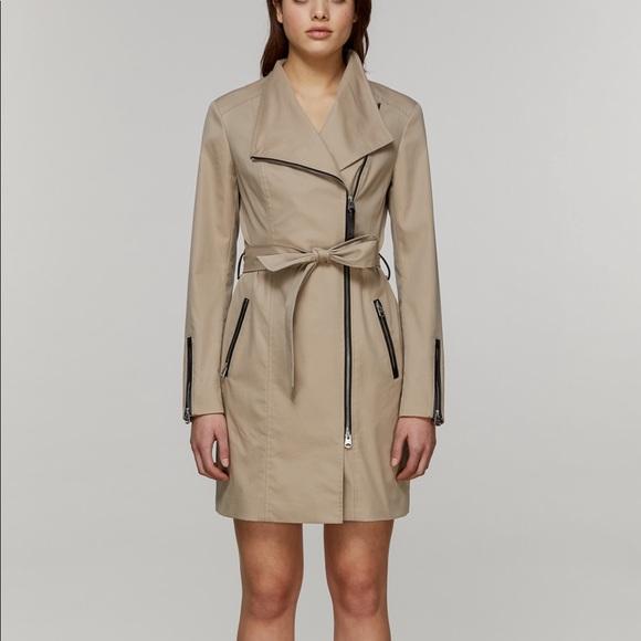 Mackage Jackets & Blazers - ❣️ Mackage Estela belted trench coat in camel❣️